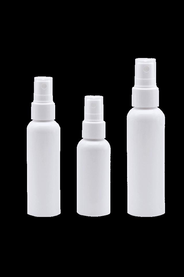 Botella pulverizadora de niebla fina de 50 ml 60 ml 100 ml con bomba